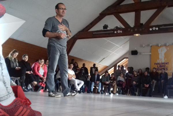 Assemblée libre de jeunes